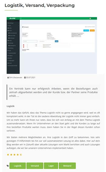 dbaLINE Blog
