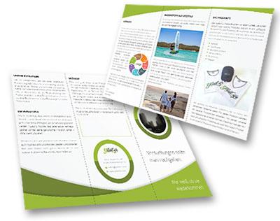 Design-Flyer